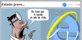 Caricaturas TIC- Estado Grave-Nadim Comics