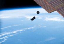 satelites nasa en orbita baja terrestre